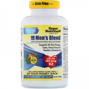 SN Men's Blend 180 Tablets