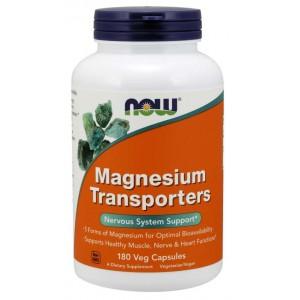 Magnesium Transporters 180 Veg Capsules