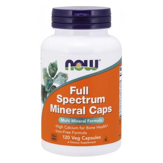 Full Spectrum Mineral Caps - 120  Veg Capsules