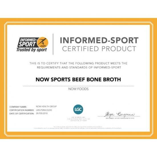 Bone Broth, Beef Powder (544 g)/ Marhakollagén / Szavatossági idő: 2022-04-30