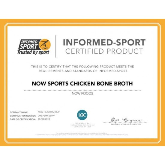 Bone Broth, Chicken Powder (544 g)/ Csirkekollagén