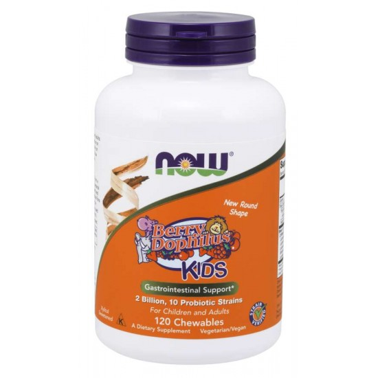 BerryDophilus™ Kids 120 Chewables