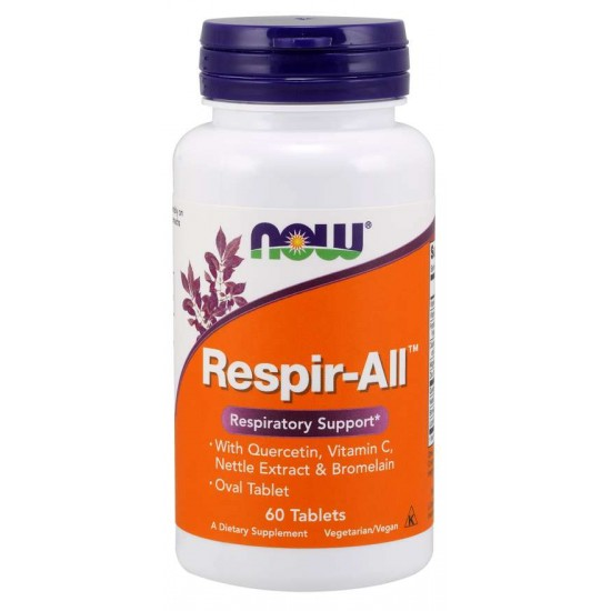 Respir-All™ 60 Tablets