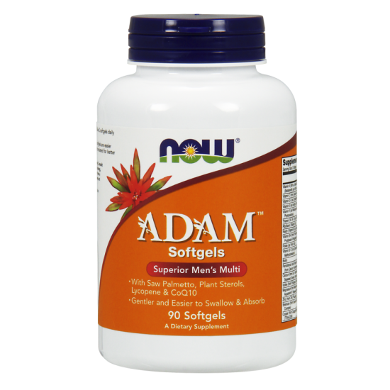 Adam™ Men's Multiple Vitamin - 90 Softgels