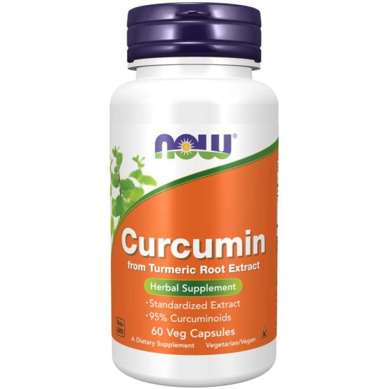 Curcumin 60 Veg Capsules