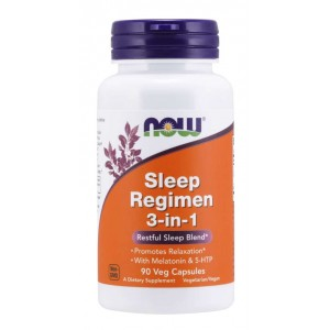 Sleep Regimen 3-in-1/90 Veg Capsules