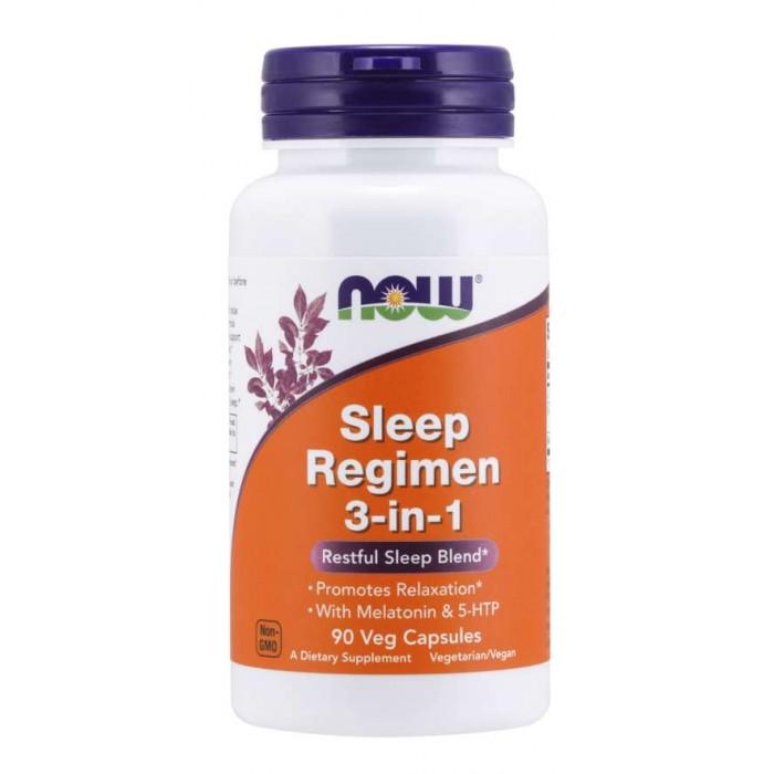 Sleep Regimen 3-in-1/90 Veg Capsules