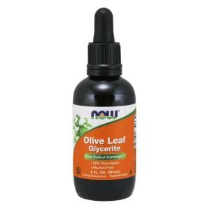 Olive Leaf Glycerite 18% Liquid 59 ml