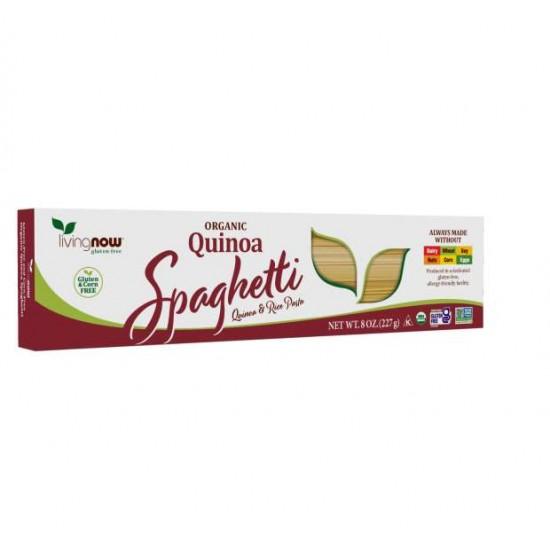 Quinoa Spaghetti Pasta, Organic (227 g)