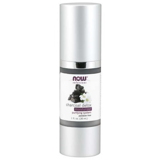 Charcoal Detox Moisturizer ( 30 ml )