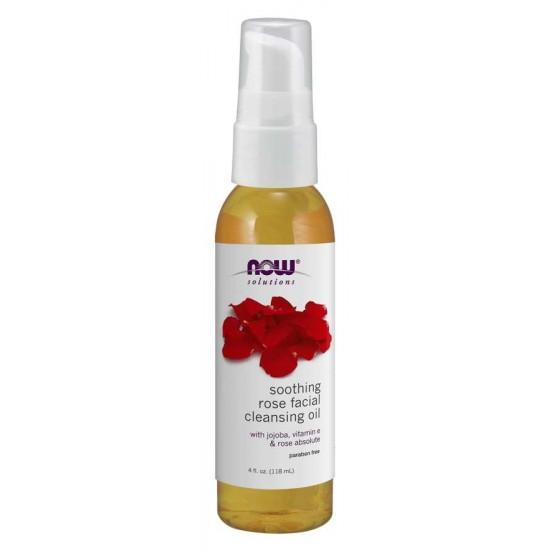 Soothing Rose Facial Cleansing Oil ( 118 ml )/ Szavatossági idő: 2022-09-30