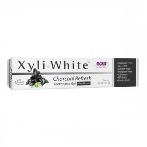 XyliWhite™ Charcoal Refresh Toothpaste Gel (181 g)