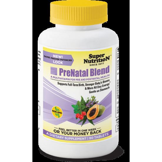 SN PreNatal Blend 180 Tablets