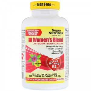 SN Women's Blend 180 Tablets