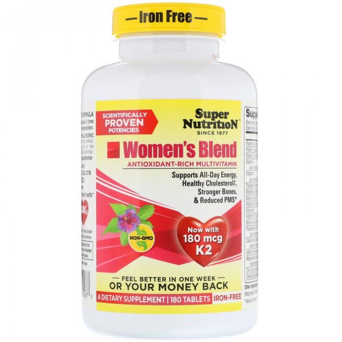 SN Women's Blend 180 Tablets