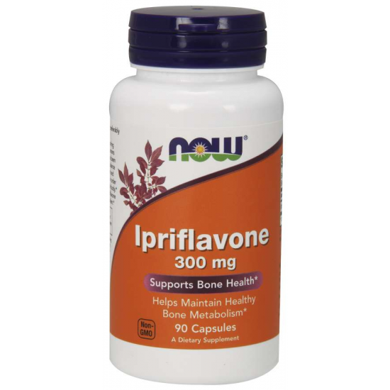 Ipriflavone 300 mg 90 Capsules