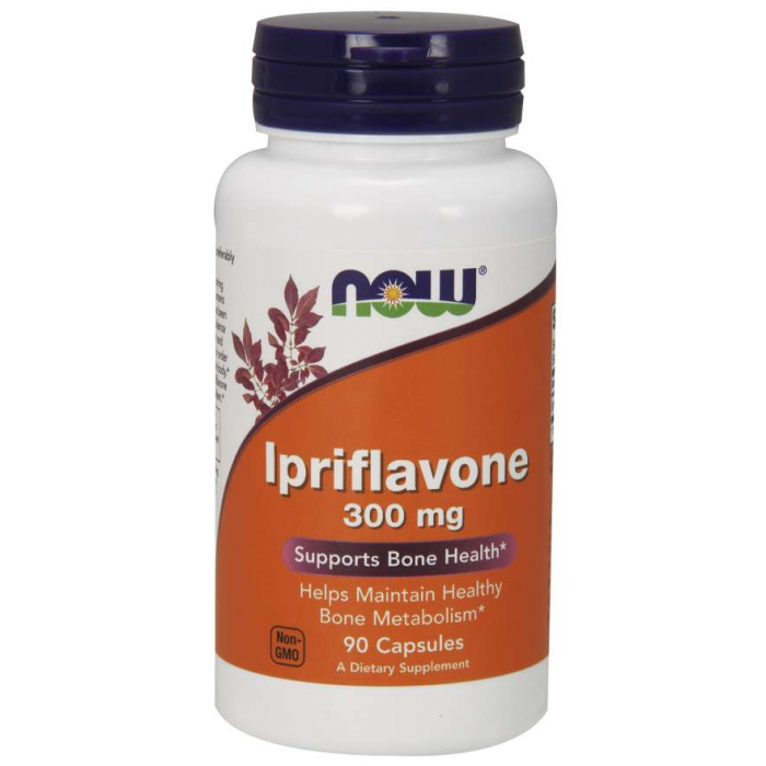 Ipriflavone 300 mg 90 Capsules
