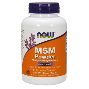 MSM Powder 8 oz. (227 g)