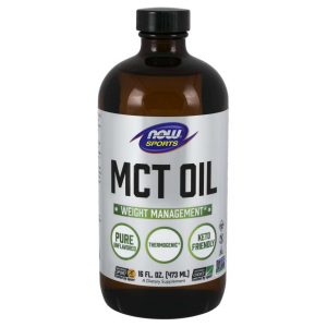 MCT Oil Liquid ( 473 ml )