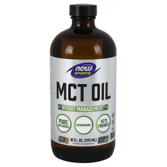 MCT Oil Liquid ( 473 ml )