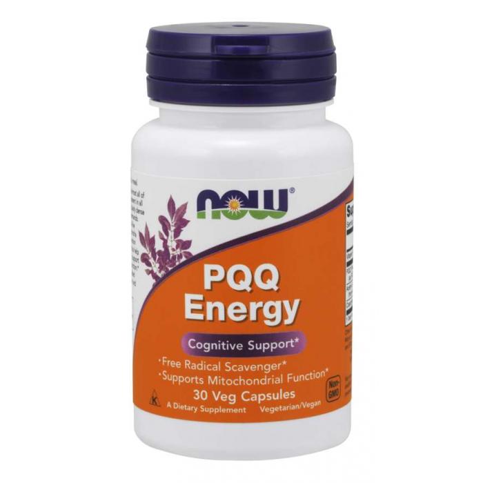 PQQ Energy 30 Veg Capsules