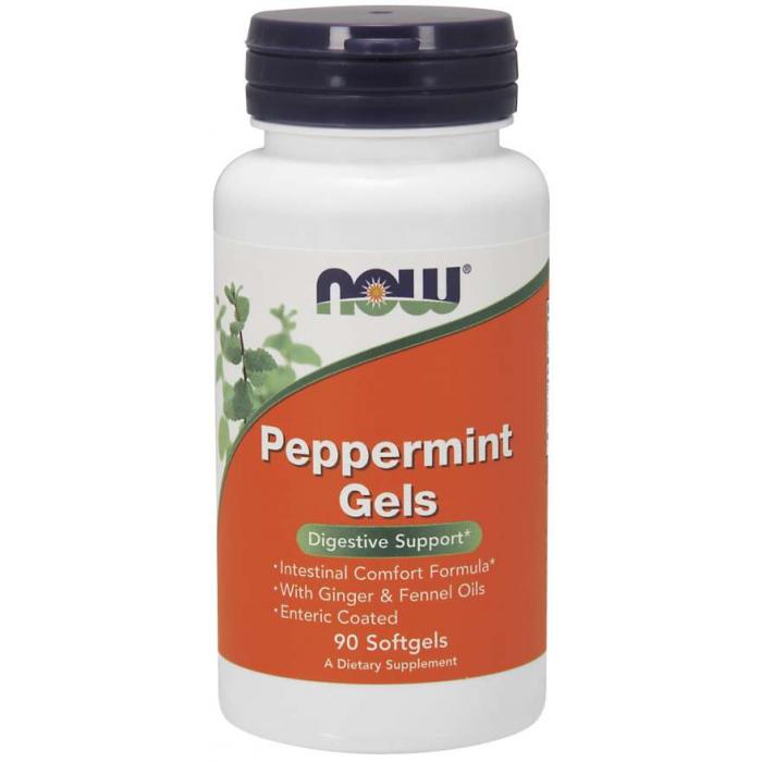 Peppermint Gels 90 Softgels