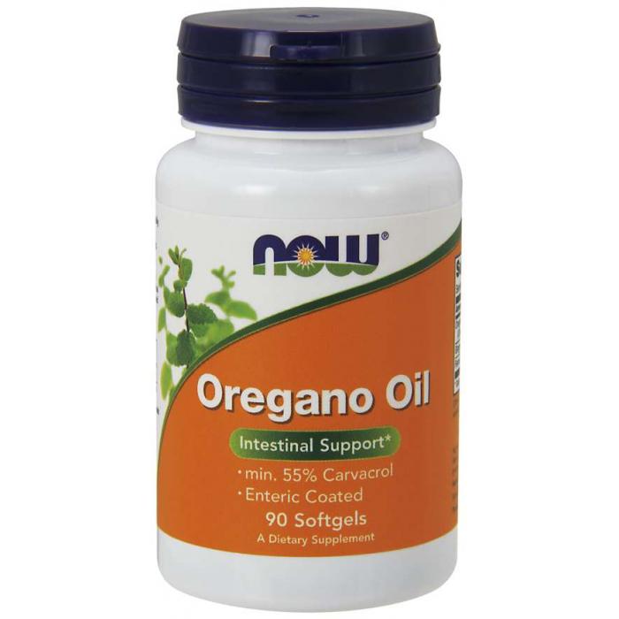 Oregano Oil 90 Softgels