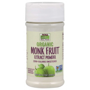 Monk Fruit Extract, Organic Powder ( 19.85 g )