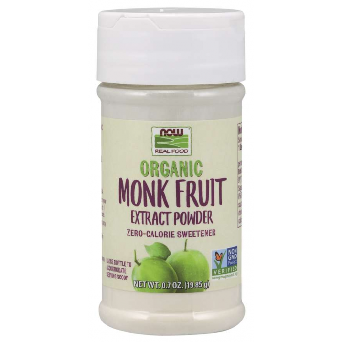Monk Fruit Extract, Organic Powder ( 19.85 g )