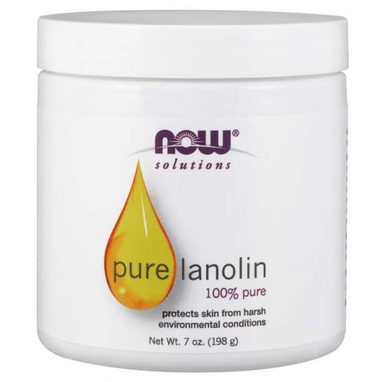 Lanolin, 100 tisztaság (198 g)