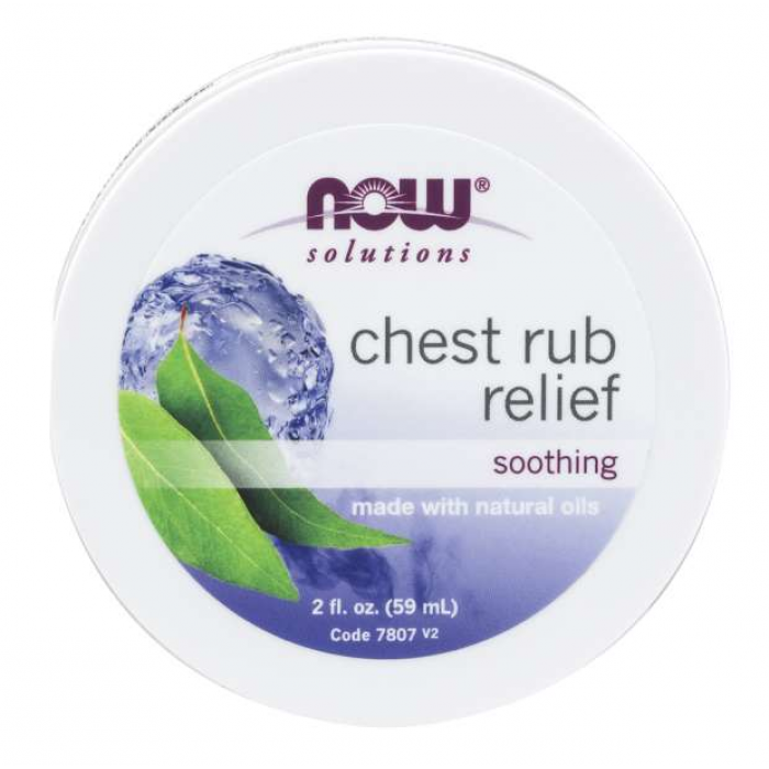 Chest Rub Relief