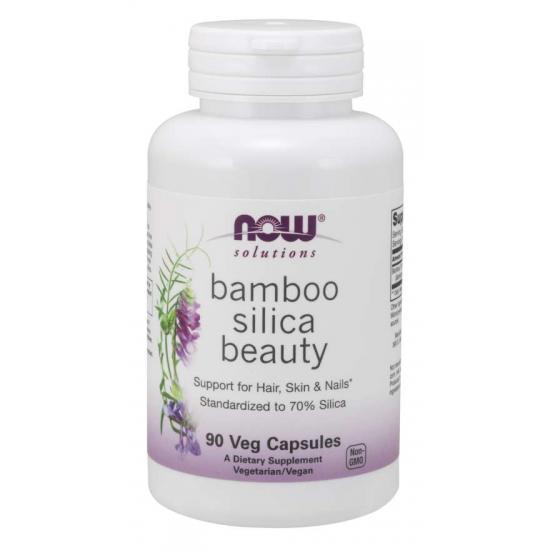 Bamboo Silica Beauty 90 Veg Capsules
