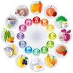 Vitaminok A B C D E K ... és Ásványi anyagok
