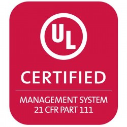 UL Dietary Supplement Certification