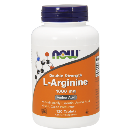 L-Arginine 1000 mg 120 Tablets