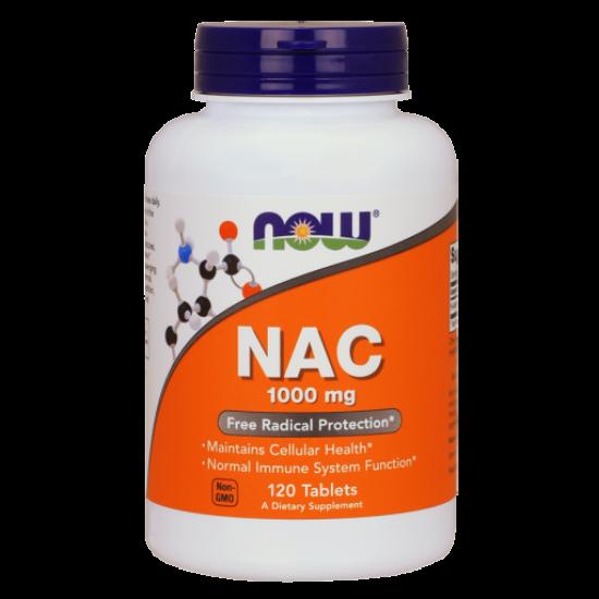 NAC 1000 mg - 120 Tablets