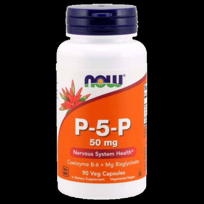 P-5-P 50 mg - 90 Veg Capsules