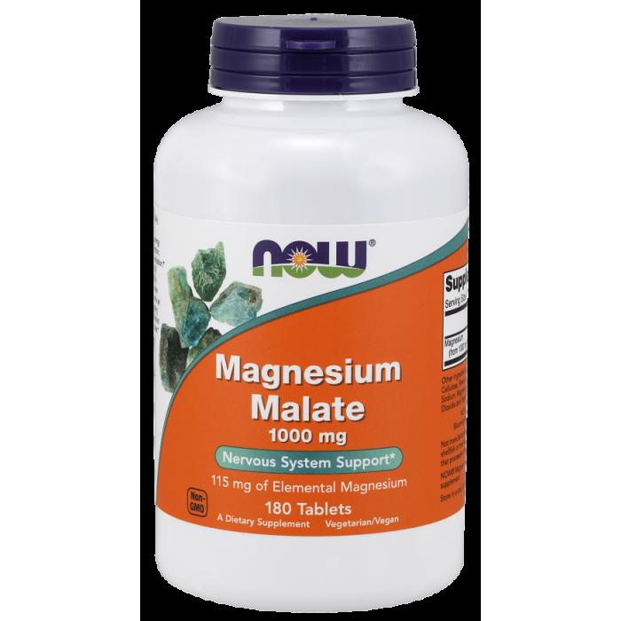 Magnesium Malate 1000 mg Tablets