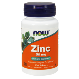 Zinc  (from Zinc Gluconate) 50 mg - 100 Tablets