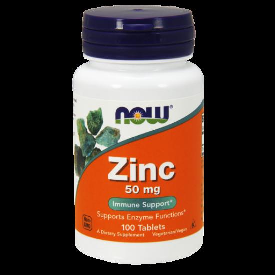 Zinc  (from Zinc Gluconate) 50 mg - 100 Tablets