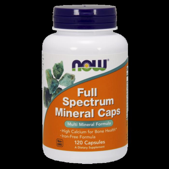 Full Spectrum Mineral Caps - 120 Capsules