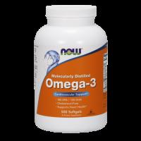 Omega-3 - 500 Softgels
