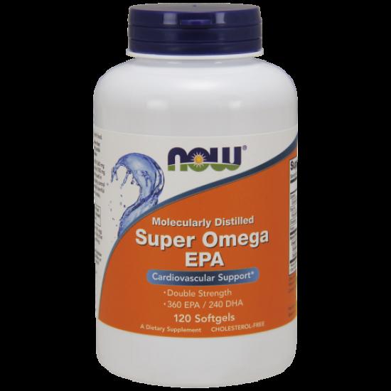 Super Omega EPA 360EPA/240DHA 120 Softgels