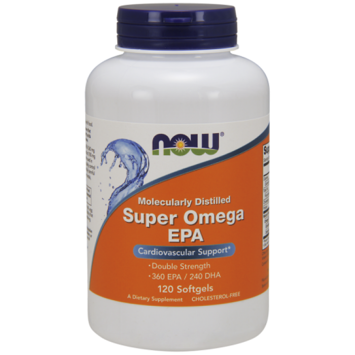 Super Omega EPA 360EPA/240DHA 120 Softgels