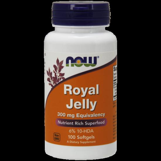 Royal Jelly 300 mg 100 Softgels