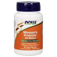 Women's Probiotic 20 Billion 50 Veg Caps./ Női Probiotikum 20 Billion