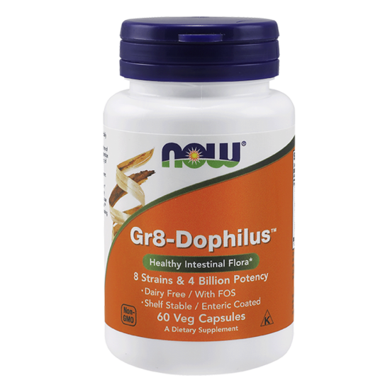 Gr8-Dophilus™ 60 Veg Capsules