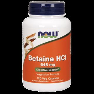 betain-hidroklorid fogyás