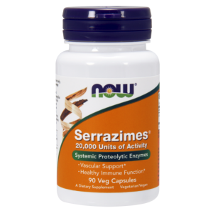 Serrazimes® 20,000 Units - 90 Veg Capsules