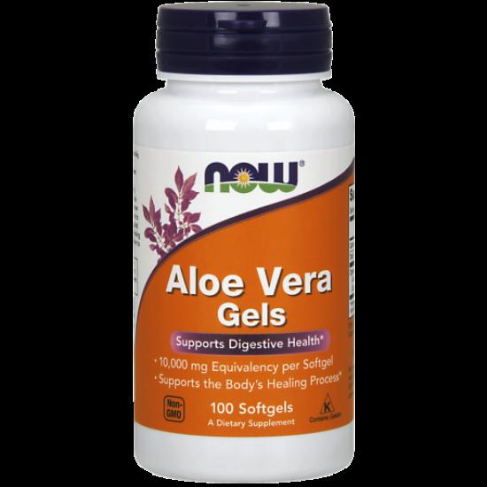 Aloe Vera 10,000 mg - 100 Softgels